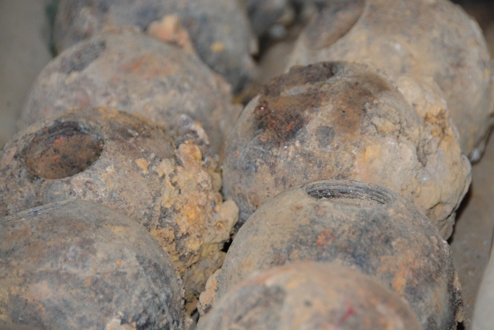 Pittsburgh area construction site yields 700 pieces of ordnance (PHOTOS) 2