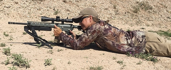 Prone,_this_time_having_pushed_into_my_gun,_bending_the_legs_rearward.