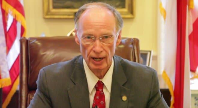 Alabama Republican Gov. Robert Bentley (Photo: YouTube)