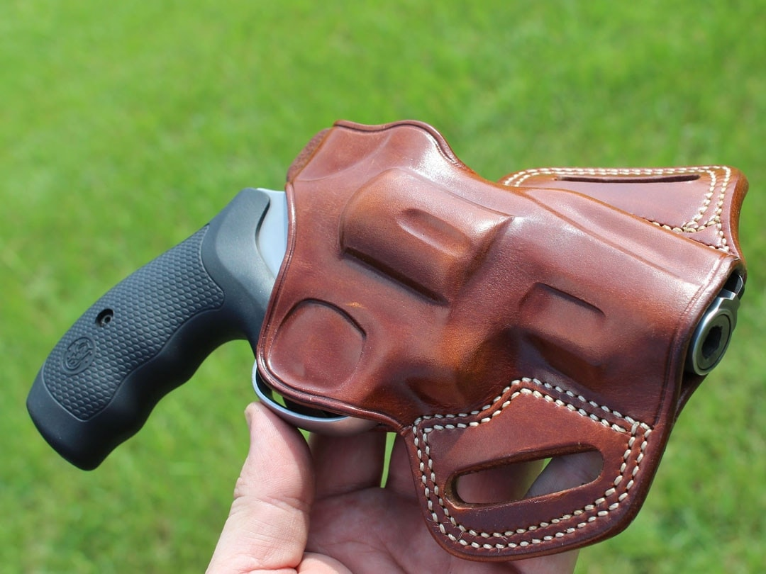 Both will fit the same holster.