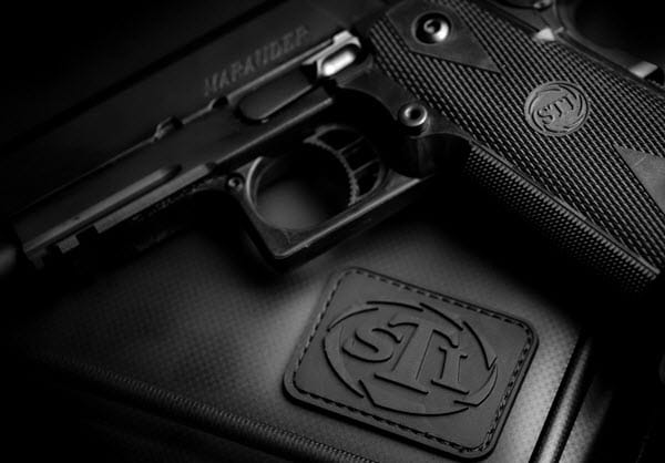 The padded case from STI aims to offer protection on the go. (Photo: STI)