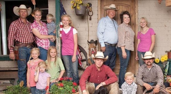 bundy family