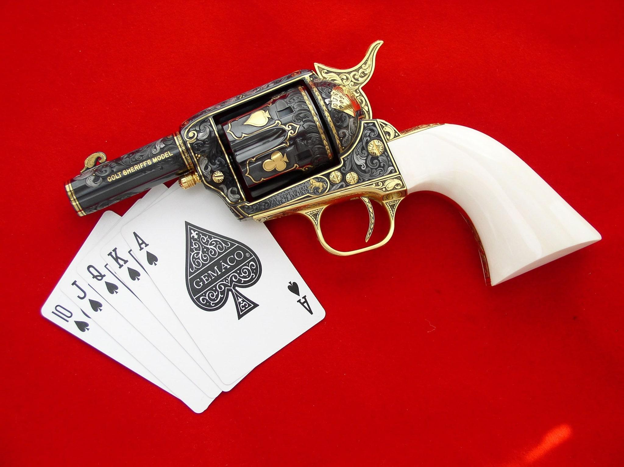 The Colt Sheriff Gambler (Photo: Michael Dubber)