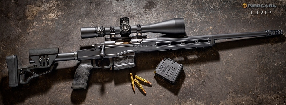 The LRP is one of three Bergara rifles chambered in 6mm Creedmoor. (Photo: Bergara)