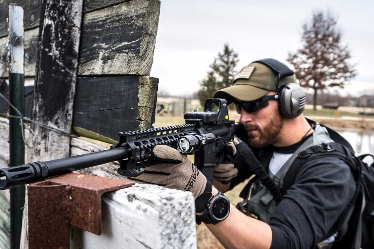 The Delta Force lights are the latest additions to hit the Smith & Wesson gear lineup. (Photo: Smith & Wesson)