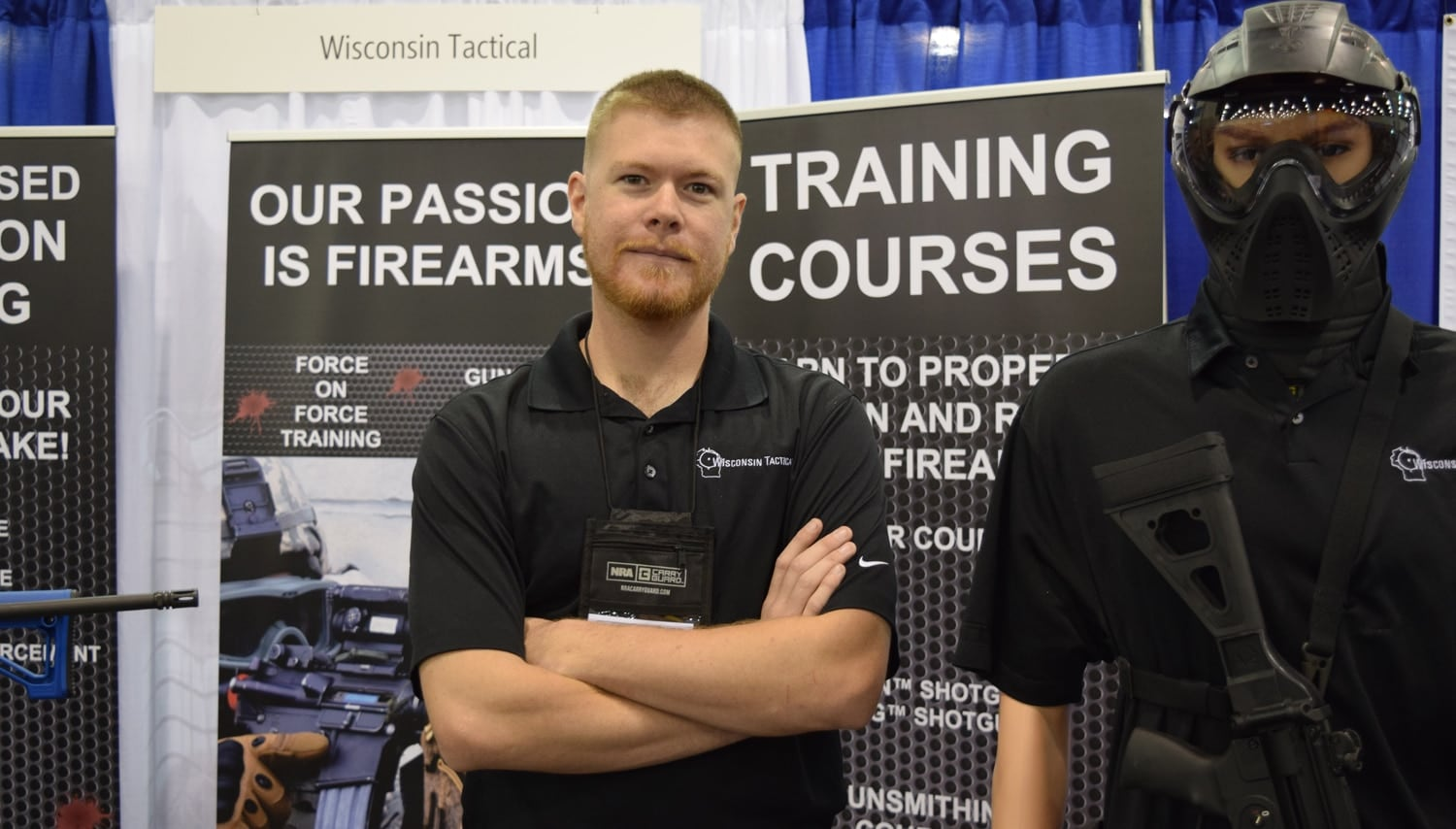 Training courses? Custom firearms? Force on force? Check out Waukesha's Wisconsin Tactical.