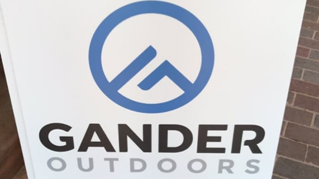 Gander Outdoors new logo. (Photo: Marcus Lemonis/Twitter)