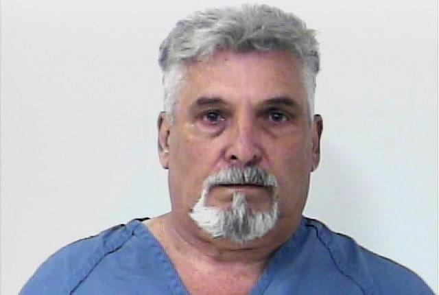 George Meyer was arrested Sunday, Aug. 13, 2017. (Photo: Port St. Lucie County Jail via AP)