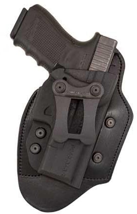 The Infidel Ultra Max holster offers concealment through its IWB design. (Photo: Comp-Tac Vicory Gear)