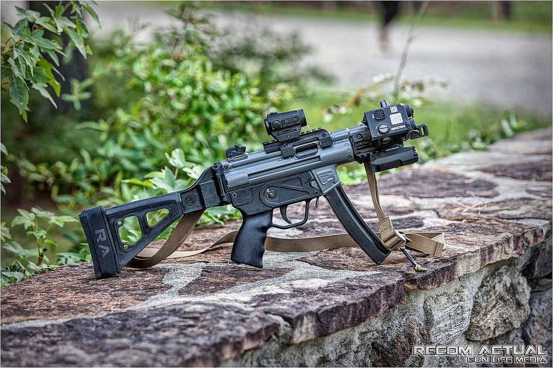 Zenith already offers several delayed blowback guns, to include the Z5P. (Photo: Zenith Firearms via Facebook)