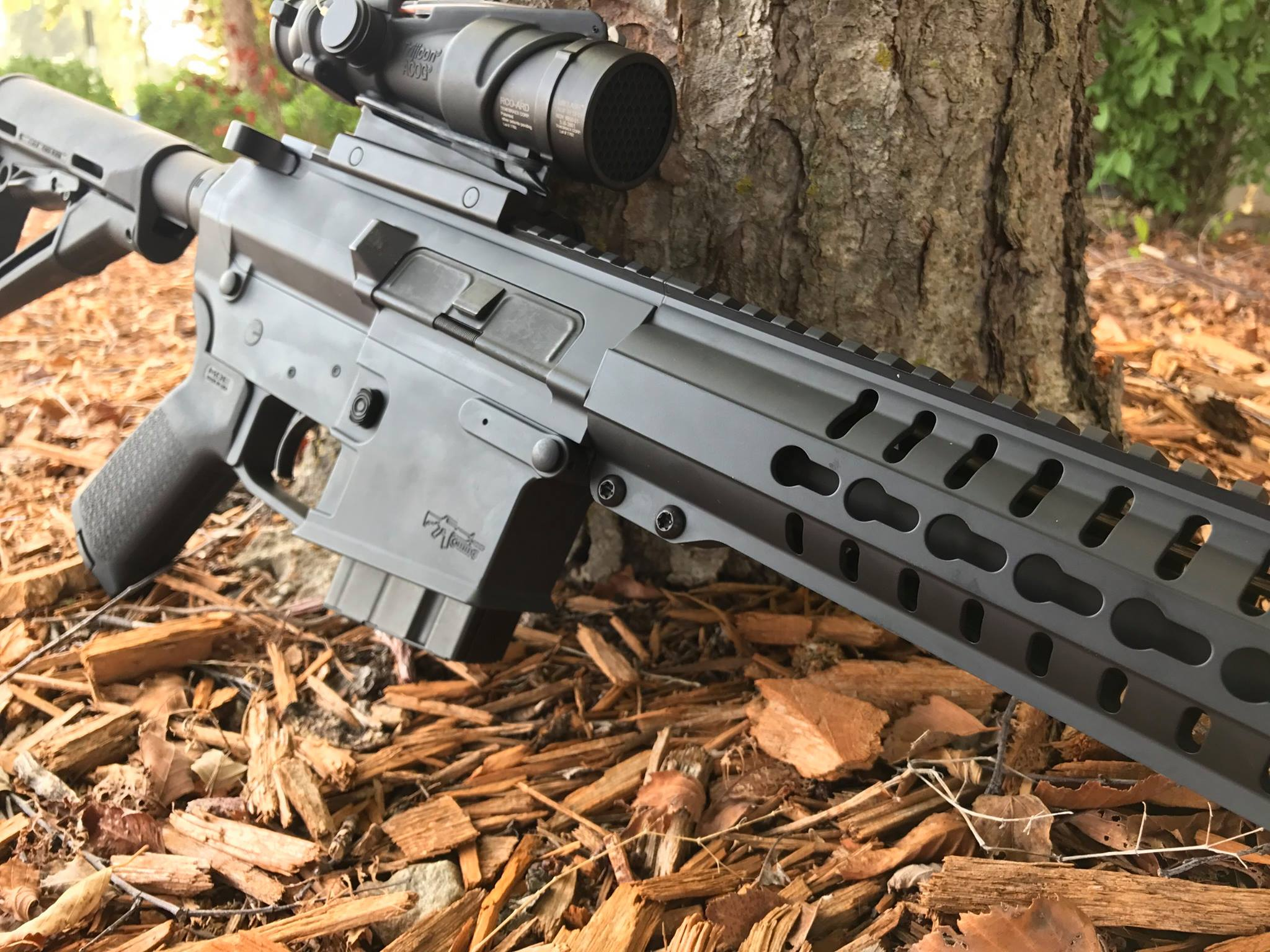CMMG serves up the MkW ANVIL now in 6.5 Grendel. (Photo: CMMG)