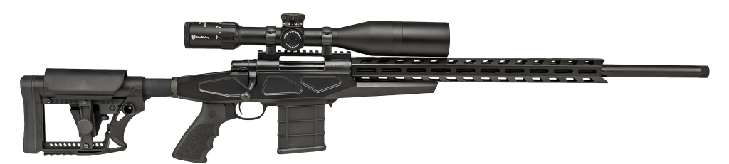 The HOWA APC offers a variety of chamberings with three barrel lentgth options. (Photo: Legacy Sports International)