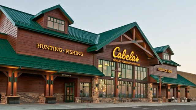 Bass Pro Shops and Cabela's completed a $5 billion merger Monday. (Photo: Cabela's)