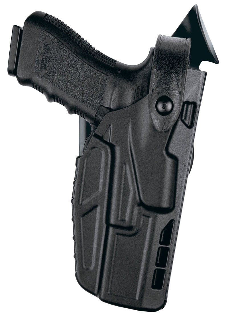 Safariland is primed to offer new holster fits for Gen 5 Glocks... (Photo: Safariland)