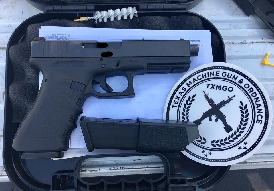 Australian Glock makes rare U.S. appearance (PHOTOS)
