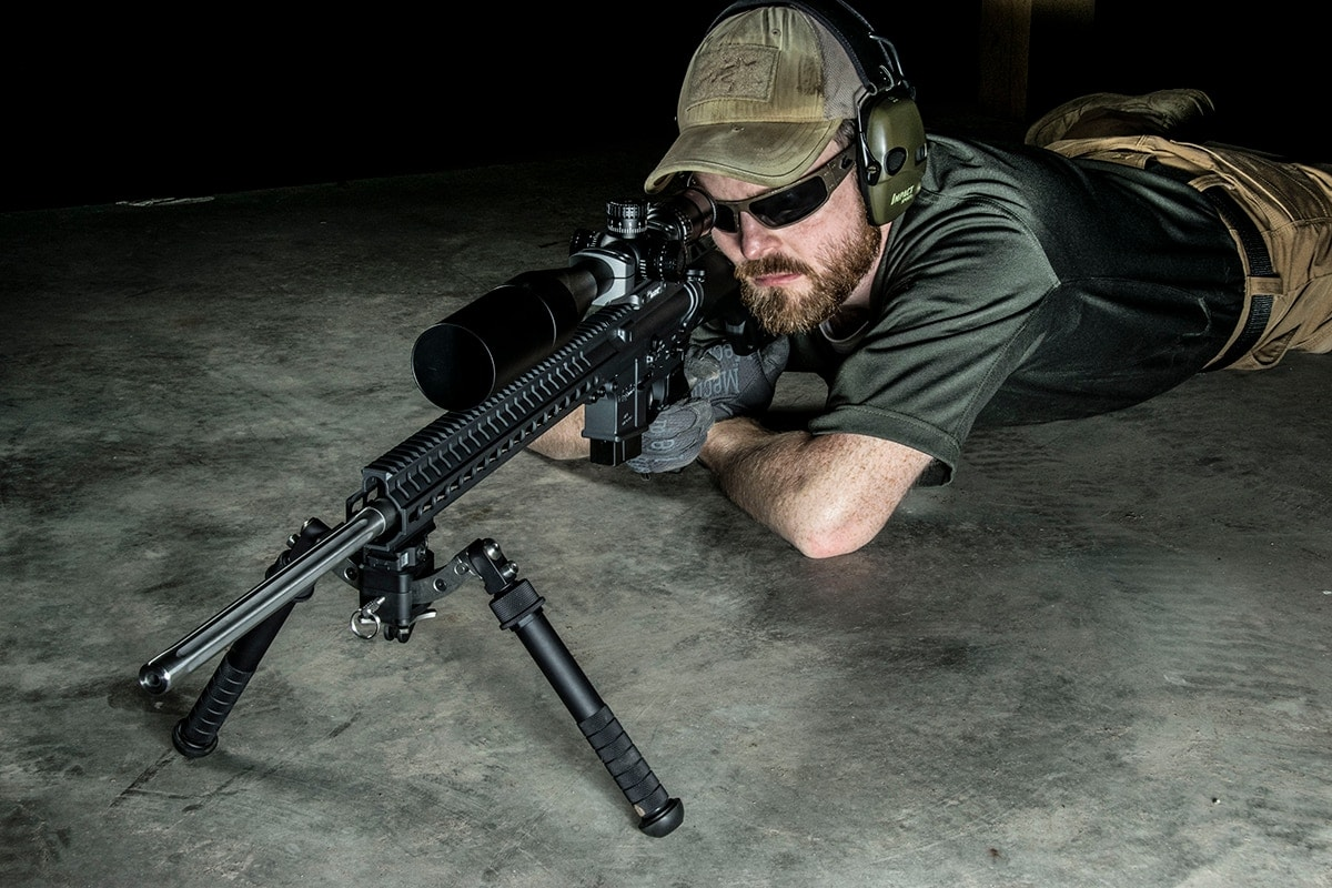 The Mk4 now comes chambered in 22 Nosler. (Photo: CMMG)