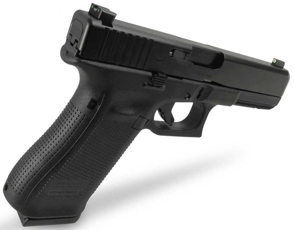 Glock fans can switch out standard, factory Gen. 5 sights for Truglo sights according to the company. (Photo: Truglo)