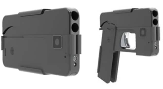 The Ideal Conceal was slated for mid-2016 production, but prototypes are floating around and it is set to start regular production by 2018. (Photo: Ideal Conceal)