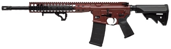 The IC DI FDR sees LWRCI join forces with Bill Hicks & Co to offer a new and exciting color to the AR platform. (Photo: LWRCI)
