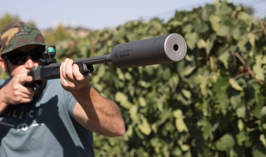 SilencerCo unleashes their 50-state legal direct-ship muzzleloader suppressor (PHOTOS) (3)