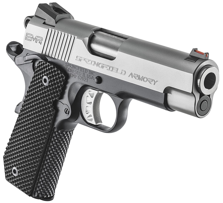 Springfield releases new .40-caliber 1911 EMP pistol :: Guns.com