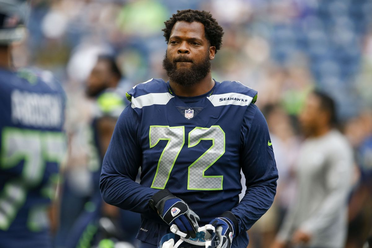 Michael Bennett, defensive end for the Seattle Seahawks. (Photo: USA Today)