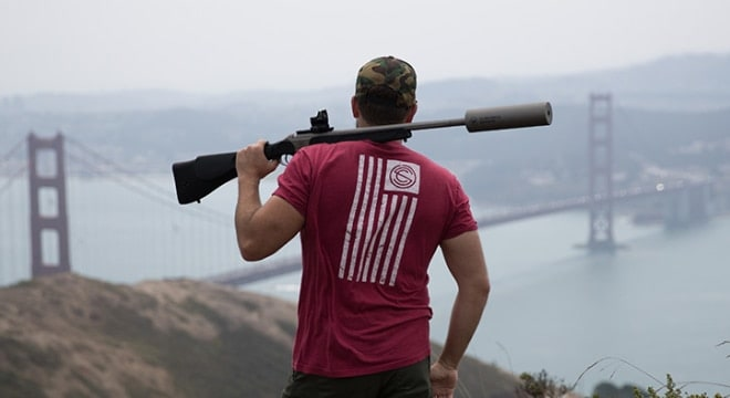 And yes, the Maxim 50 is California-legal. (Photos: SilencerCo)