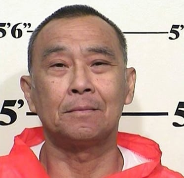 Hau Chan was convicted of second-degree murder for his role in the 1984 heist. (Photo: California Department of Corrections and Rehabilitation)