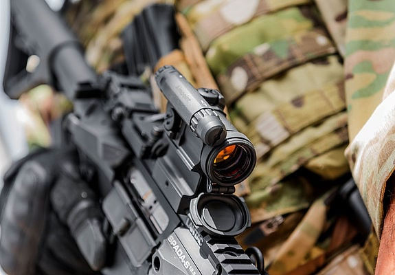 The CompM5 (Photo: Aimpoint)