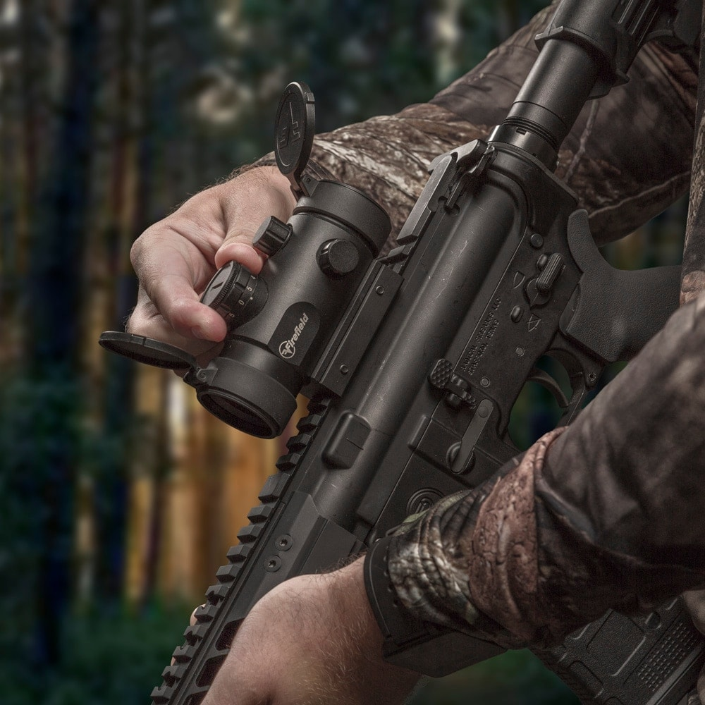 The Agility series is available in two models -- Hunting, for rifles, and Shotgun. (Photo: FireField)