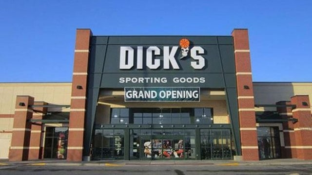 A combined 10 new locations for Dick's Sporting Goods and two for Field & Stream opened this month. (Photo: Dick's Sporting Goods)
