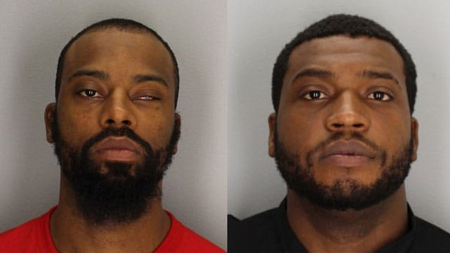 brothers arrested