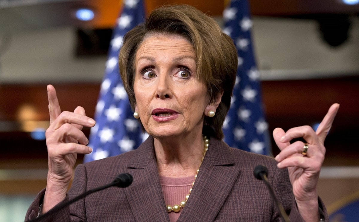 House Minority Leader Nancy Pelosi. (Photo: AP/J. Scott Applewhite)