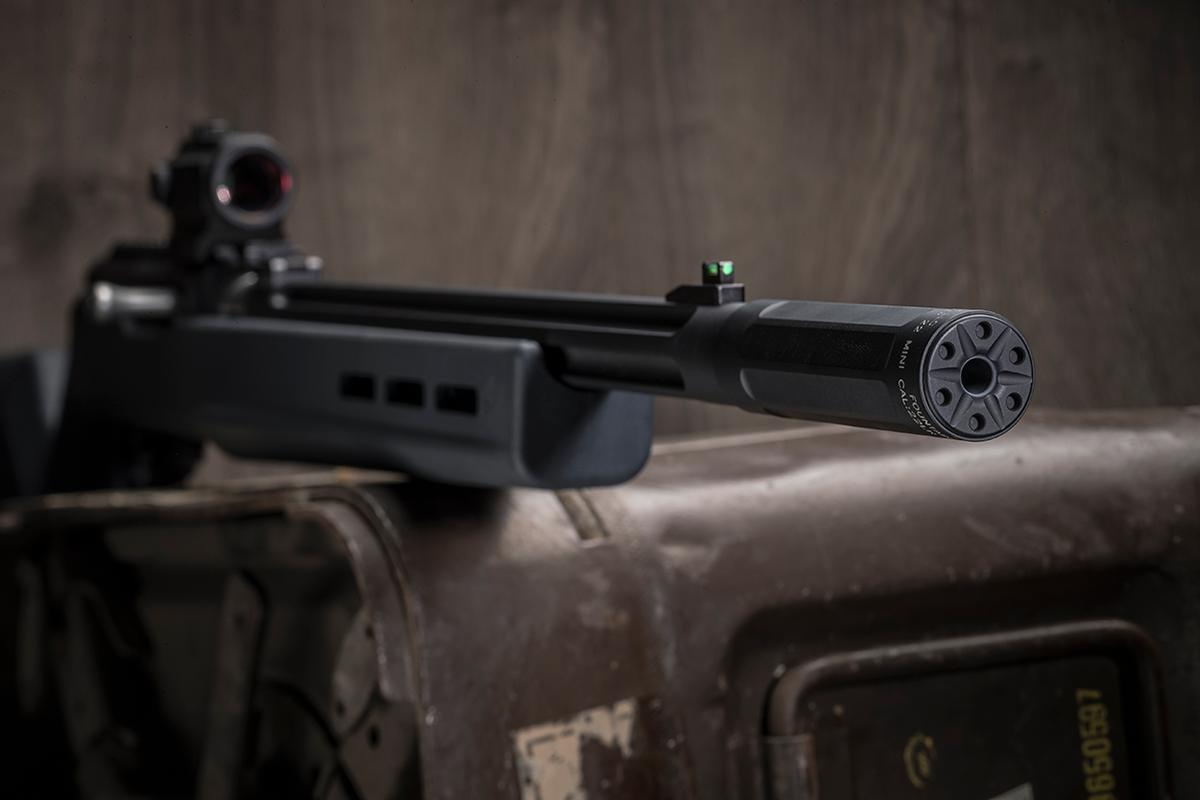 The Ryder Mini 22 by SureFire works alongside .22 LR, 17 HMR and .22 WMR firearms. (Photo: Surefire)
