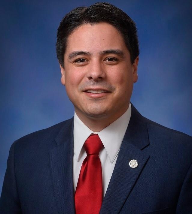 Michigan State Rep. Shane Hernandez.