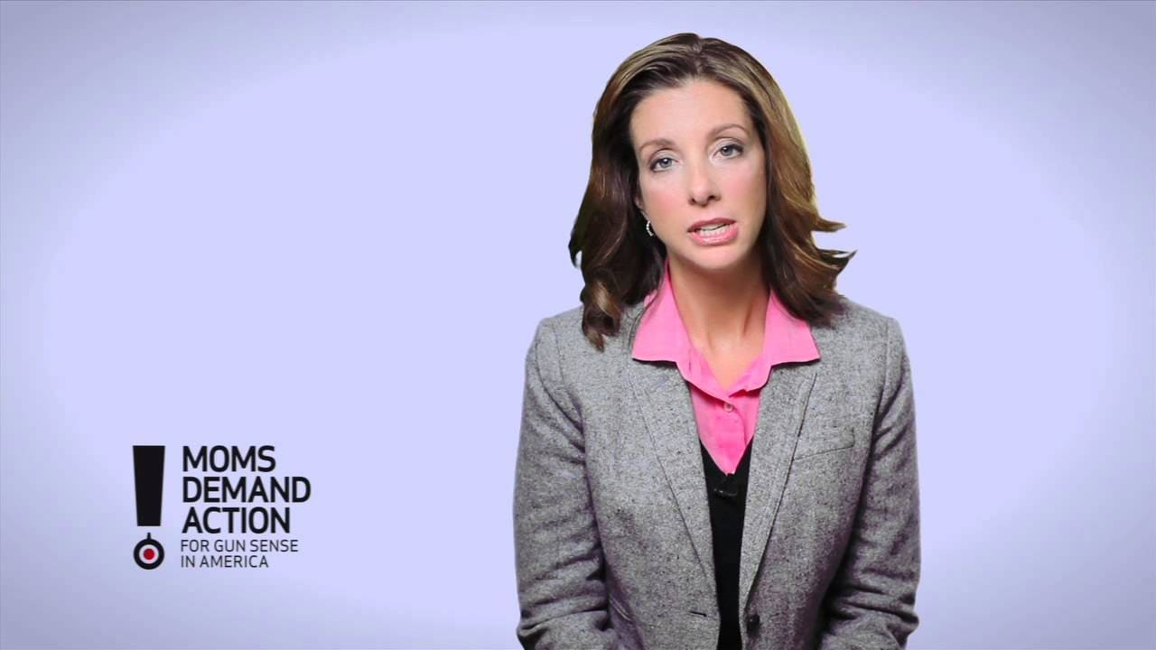 Shannon Watts, gun control advocate and founder of Moms Demand Action. (Photo: YouTube)