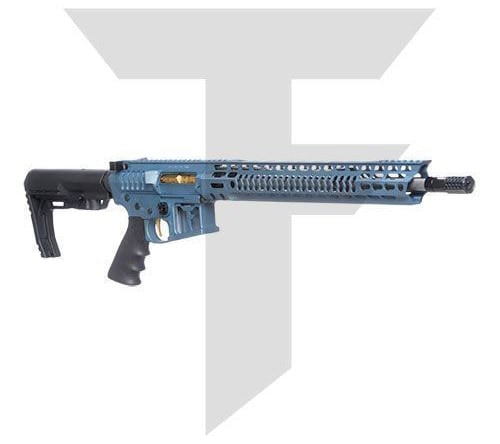The updated TFA-U15 boasts new Cerakote colors among other additions. (Photo: Trojan Firearms)