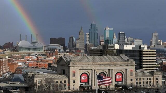 Gun thefts on the rise in Kansas City, mirroring a trend seen nationally. (Photo: John Sleezer/Kansas City Star)