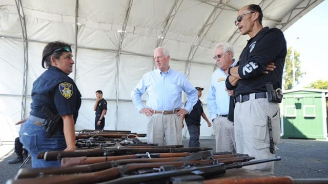 California Democrat Rep. Mike Thompson, chairman of the House Gun Violence Prevention Task Force, wants to encourage states to get tougher about gun regulations related to mental health issues. (Photo: Congressman Mike Thompson/Facebook)