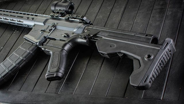 Bump stocks gained notoriety after the Las Vegas shooting. (Photo: Slide Fire Solutions/Facebook)