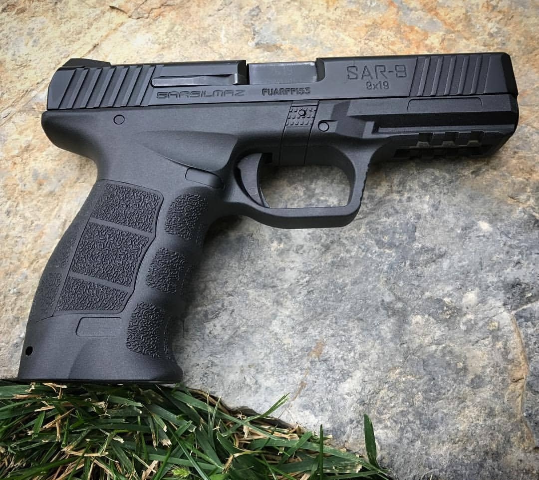 SAR USA introduces new striker-fired SAR 9 pistol