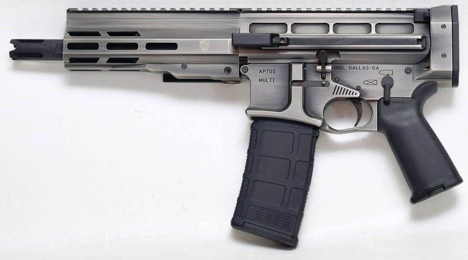 The Aptus Multi-Caliber Weapon System is (Photo: DRD Tactical)