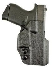 The Glock 43 is the latest model handgun to see DS Paddle Holster love from DeSantis. (Photo: DeSantis)