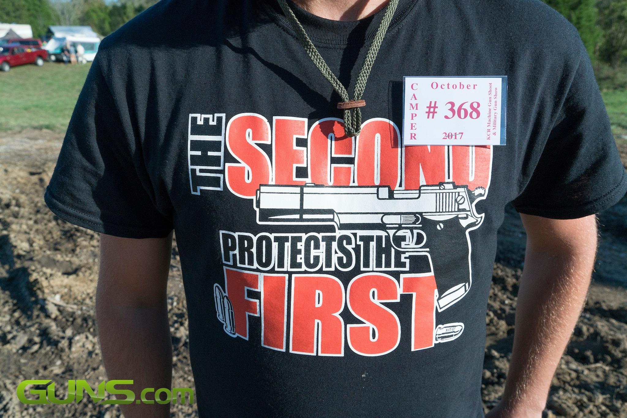 Knob Creek Machine Gun Shoot