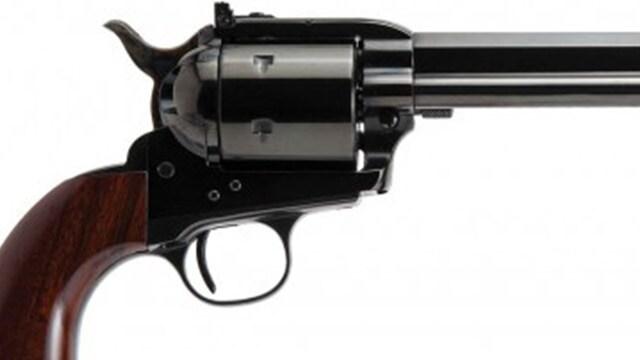 Cimarron Firearms introduces Bad Boy 44 Mag revolver