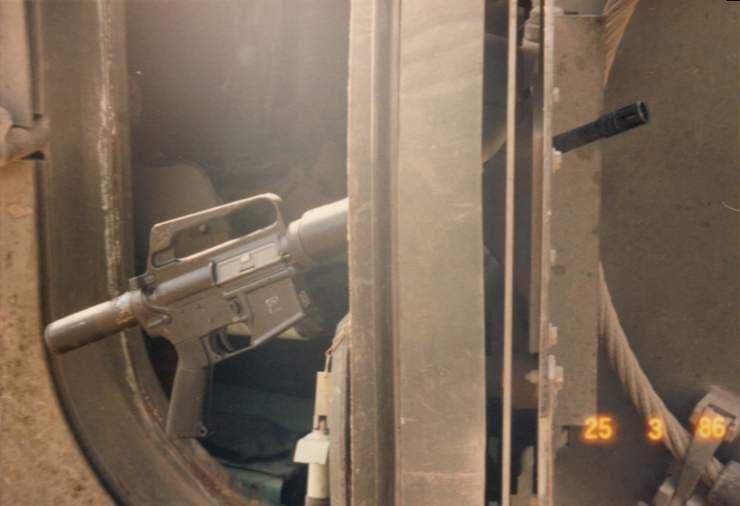 M231 FPW (Firing Port Weapon) 1