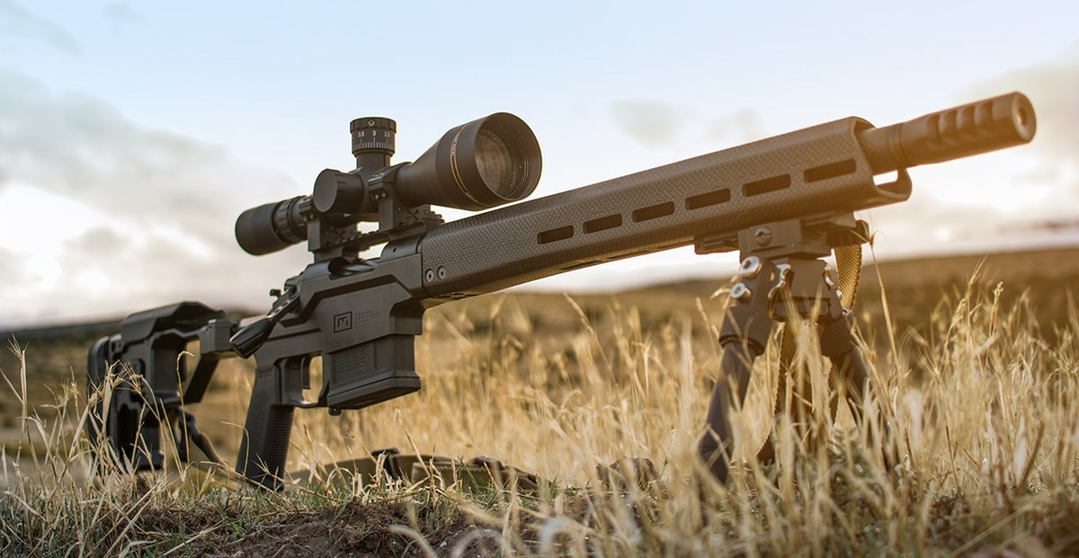 The Modern Precision Rifle will launch more caliber offerings in 2018. (Photo: Christensen Arms)