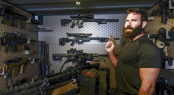 Bilzerian posted two videos Sunday from the scene of the Route 91 Harvest Fest shooting in Las Vegas, which have since be deleted (Photo: Instagram)