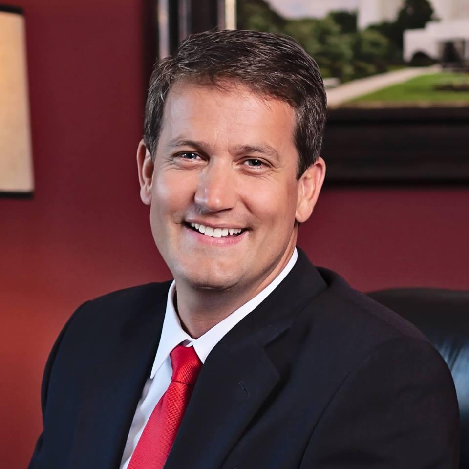 Georgia Republican gubernatorial candidate Michael Williams. (Photo: Senate Press)