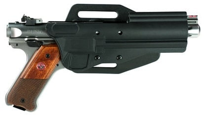 The Pac-Lite holster is designed to fit Ruger's Mark series. (Photo: Tactical Solutions)
